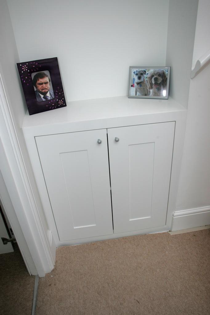 mdf alcove cupboard 1