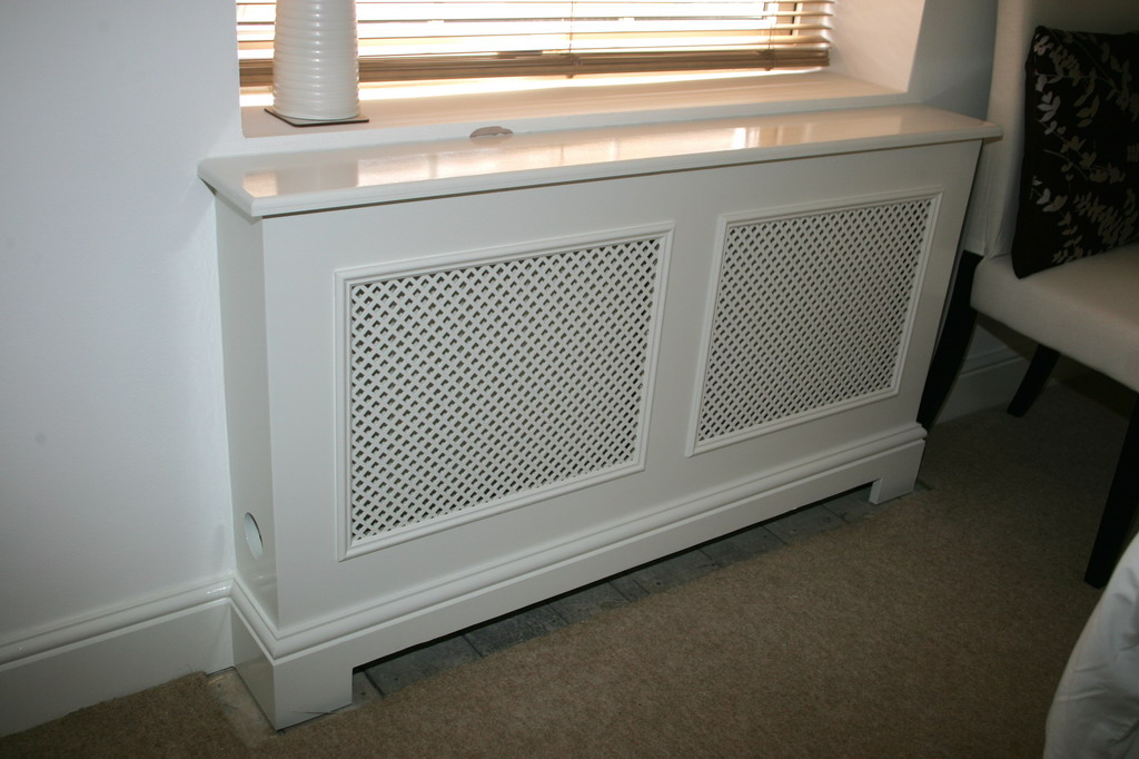 RADIATOR ENCLOSURES FOR HOME - RADIATOR COVERS: CUSTOM RADIATOR