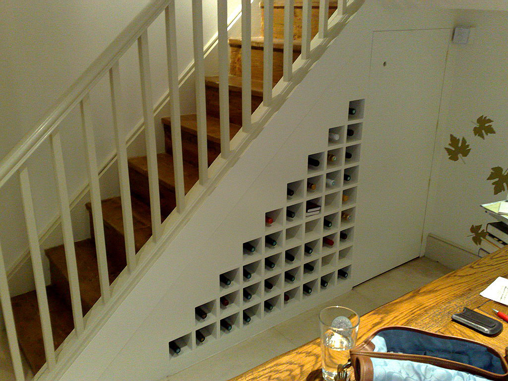 Amazing Under Stairs Wine Rack 1024 x 768 · 230 kB · jpeg