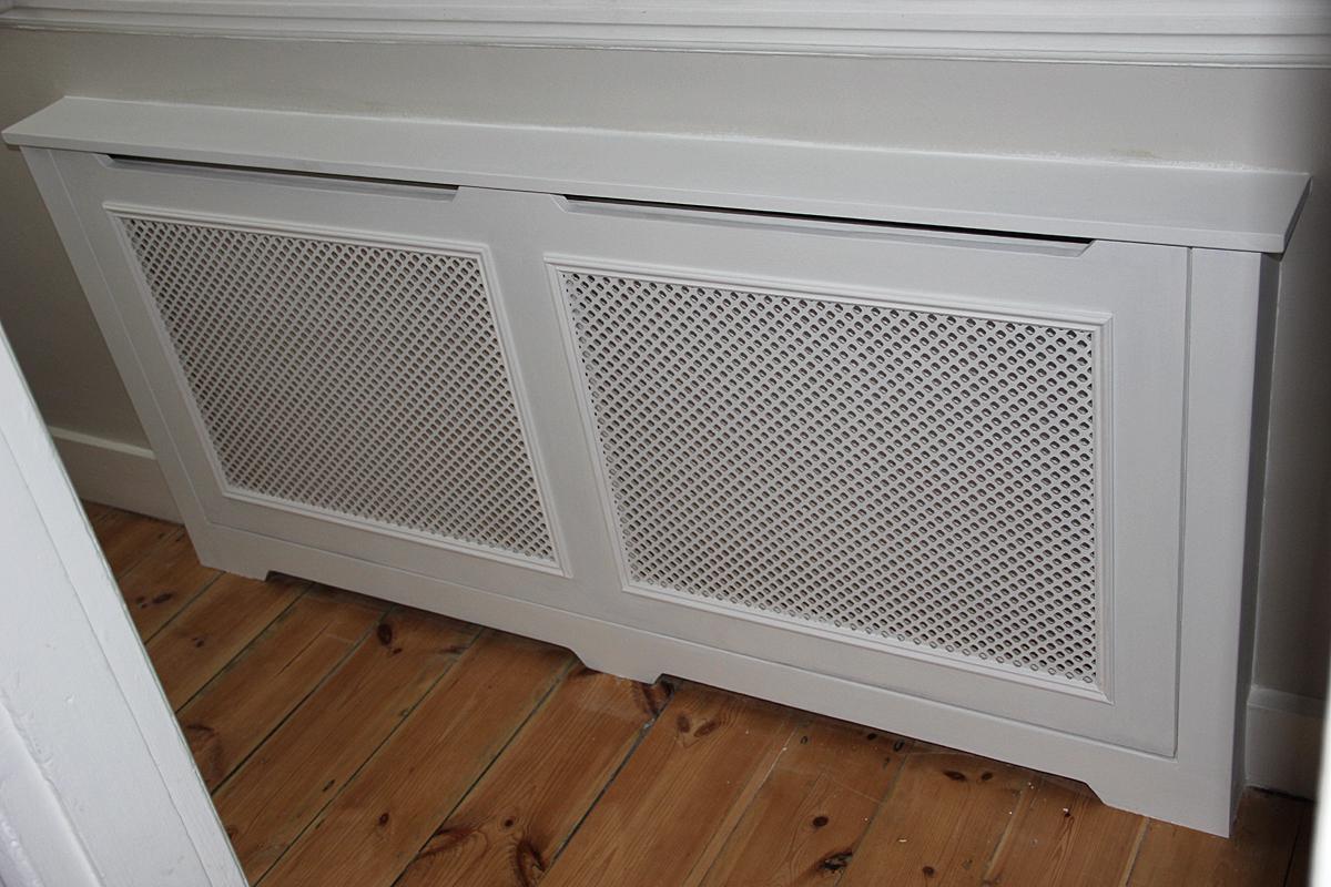 Hall way radiator cover
