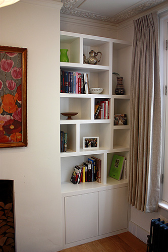 Alcove shelving uk