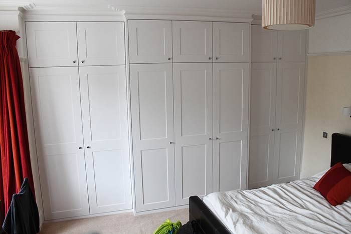 Fitted wardrobes gallery wardrobes ideas and examples