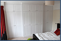 fitted wardrobes gallery button