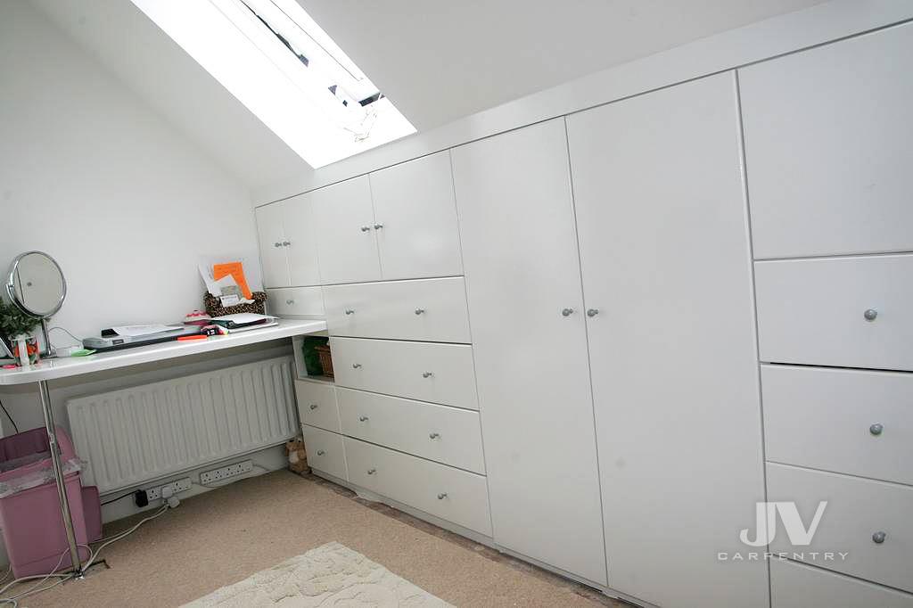 storage in eaves