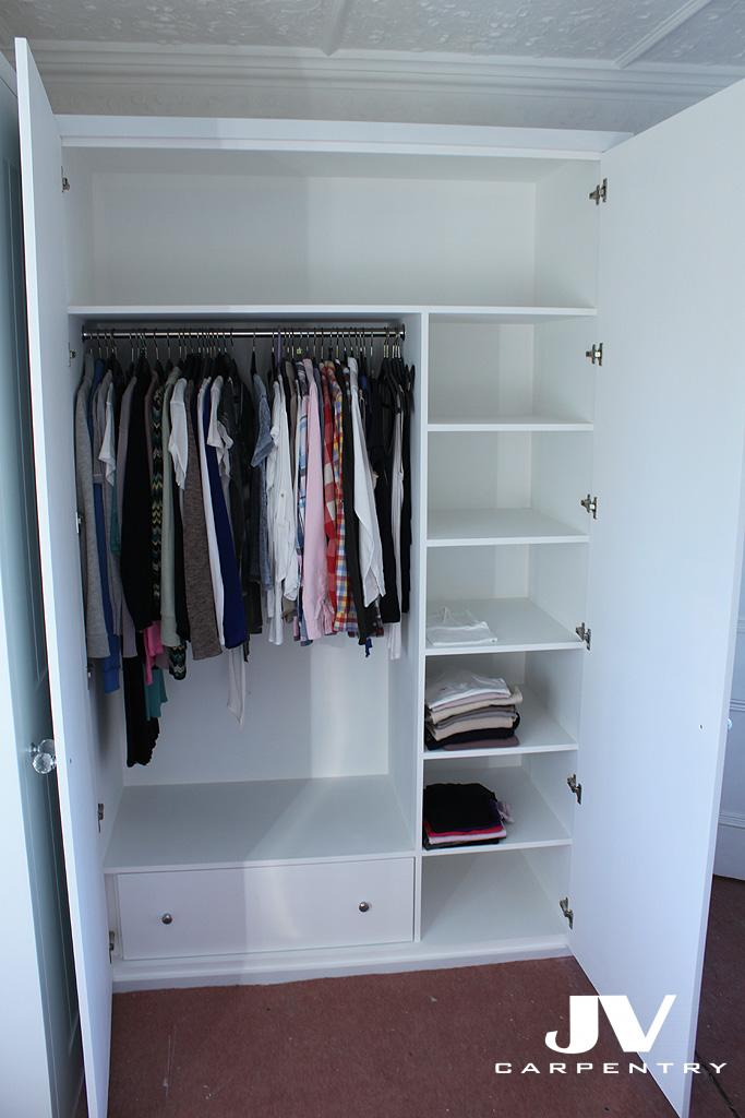 wardrobes interior layouts jv carpentry rh jvcarpentry com  inside fitted wardrobe ideas