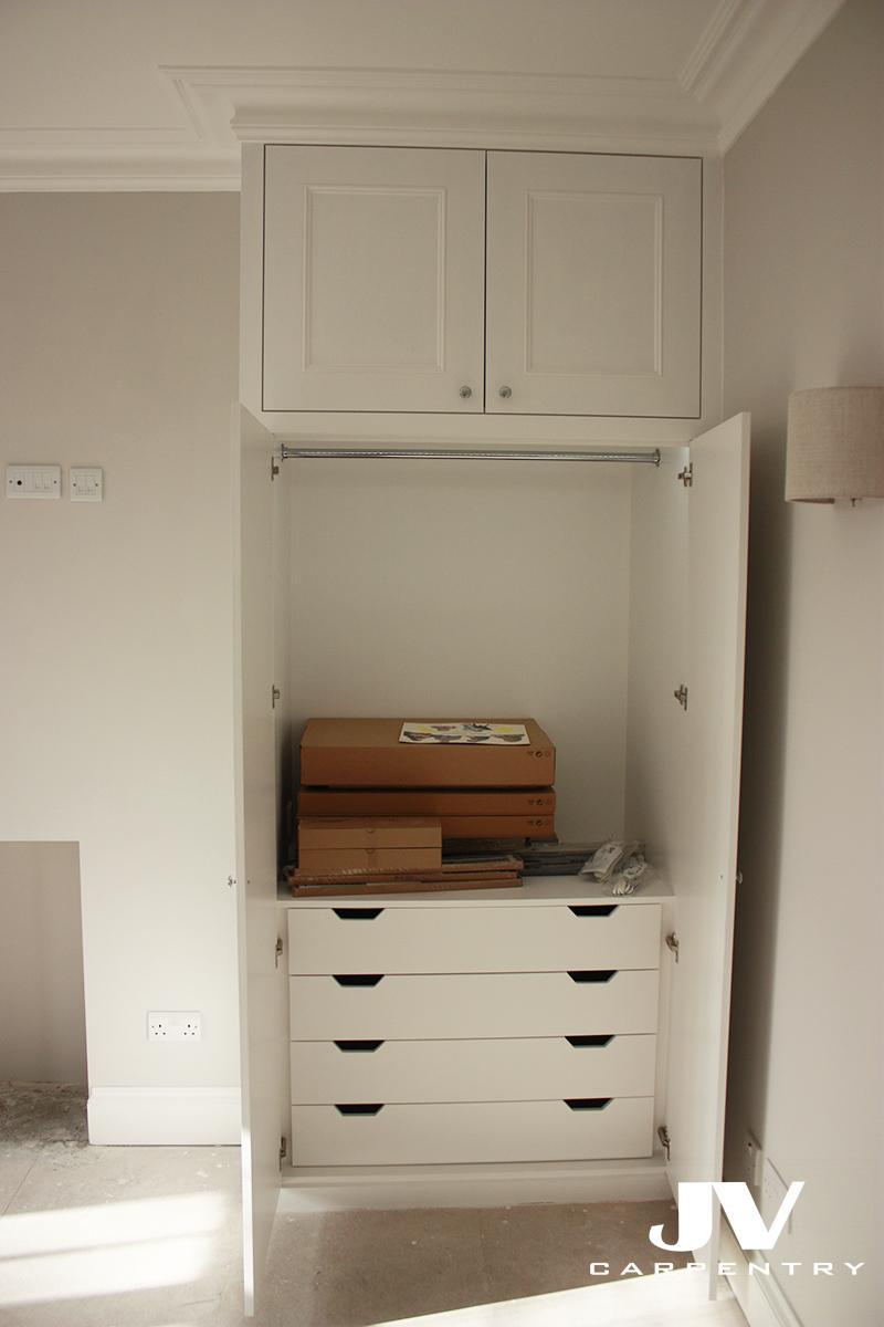 ikea youtube watch wardrobe drawer with drawers kids design birkeland pax doors special