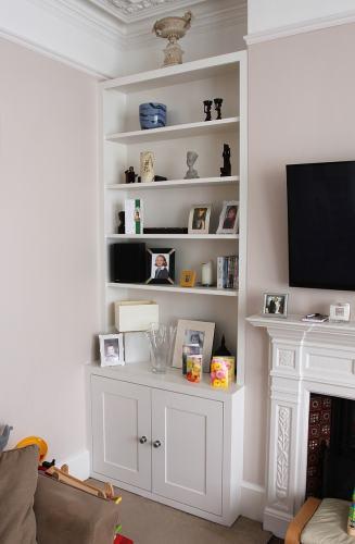 Ealing broadway bookcase