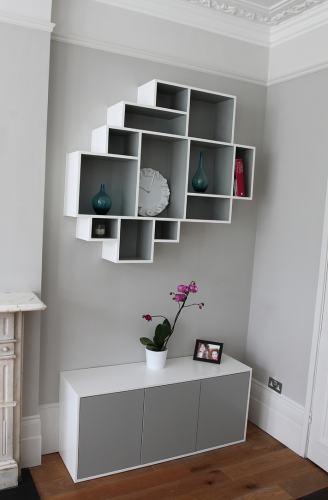 Modern bookcase-1