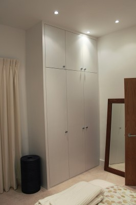 Plain wardrobe west hampstead