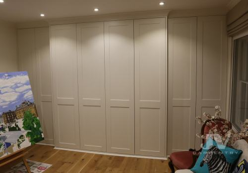 Wardrobe in west London