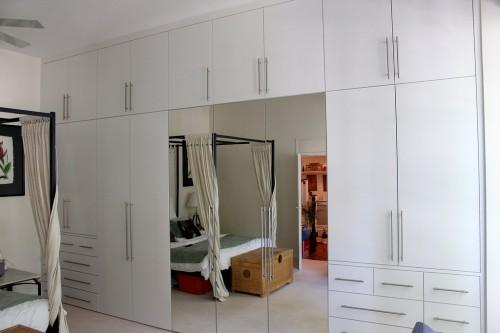 Westbourne Terrace wardrobe