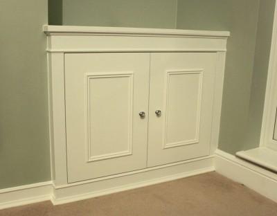 alcove cabinet w6