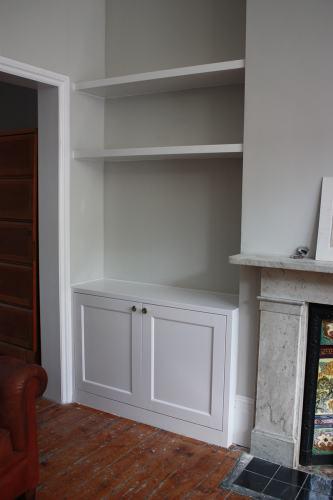 alcove shelves 6