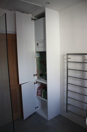 boiler cupboard 2