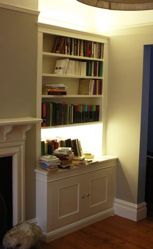 bookcase led 2
