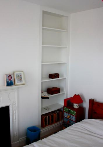 bookcase unit