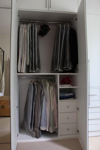drawers wadrobe