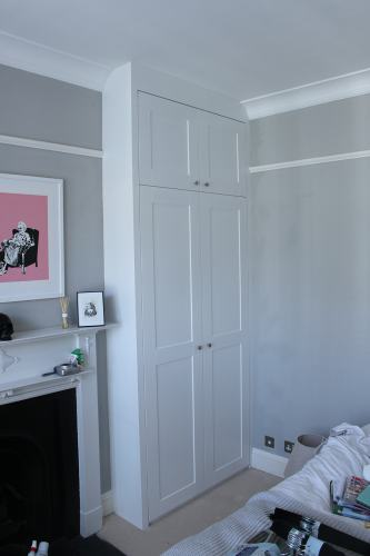 Shaker wardrobe in Acton