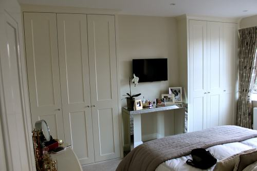 fitted wardrobe kew3