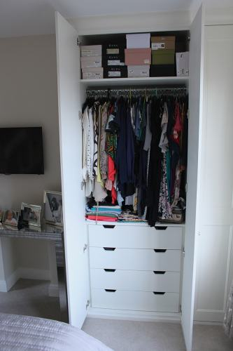 fitted wardrobe kew5