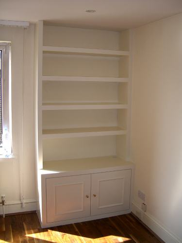 fittrd bookcase w4