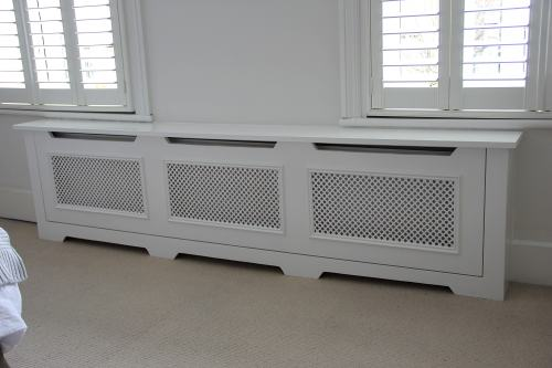 Radiator cover idea