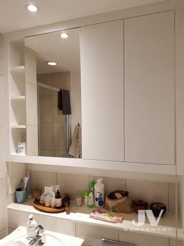 made to measure bathroom cabinet