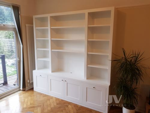 plain-bookcase