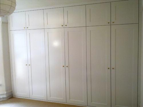 shaker doors wardrobe, putney