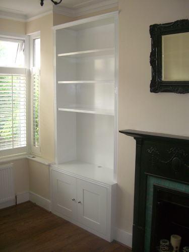 victorian bookcase sw14-1