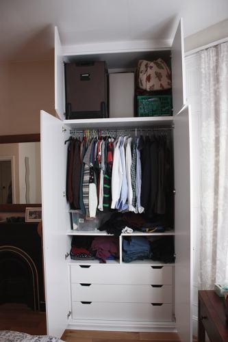 wardrobes interior layouts jv carpentry. Black Bedroom Furniture Sets. Home Design Ideas