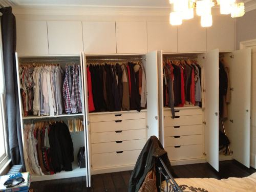 wardrobe interior sample