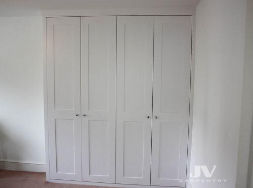 warrobe 4 shaker doors 2