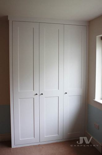 warrobe london shaker doors